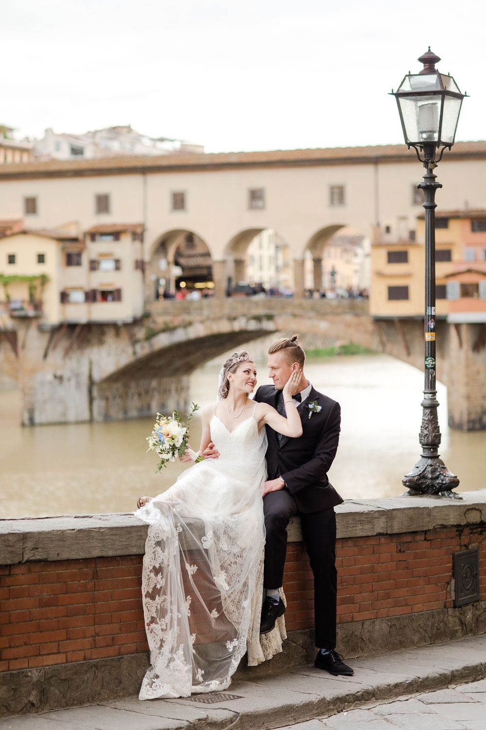 Elopment Photography in Florence